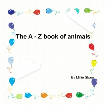 The A - Z book of animals