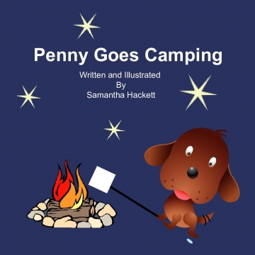 Penny Goes Camping