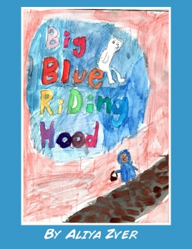 Big Blue Riding Hood