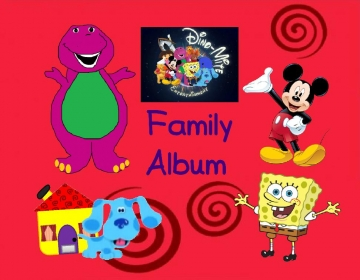 Dino-Mite Entertainment Family Album