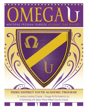 Omega U 2017 Yearbook