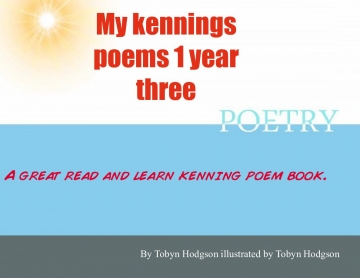 My kennings poems 2