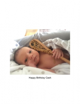 Happy Birthday Cassius