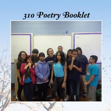 310 Poetry Booklet