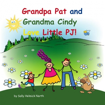 Grandpa Pat and Grandma Cindy Love Little PJ!