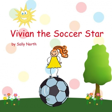 Vivian Our New Soccer Star
