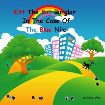 Kitt The Kat Burglar In The Case Of The Blue Nile