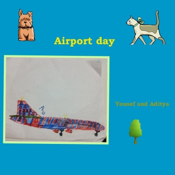 Airport day