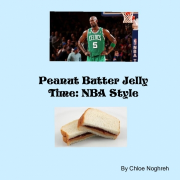 Peanut Butter Jelly Time: NBA Style