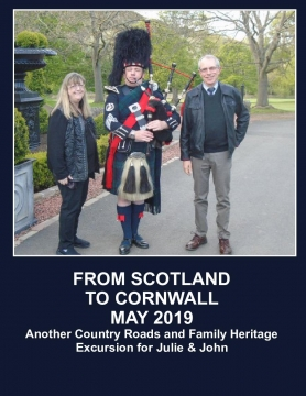 Scotland & Cornwall May 2019