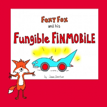 Foxy Fox and his Fungible Finmobile