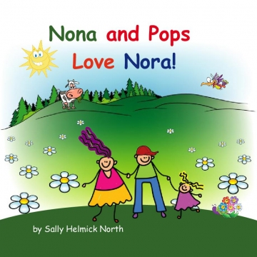 Nona and Pops Love Nora!