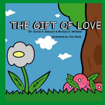 The Gift of Love (Dad) Womens Life