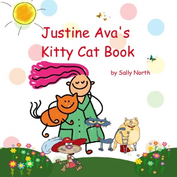 Justine Ava's Kitty Cat Book