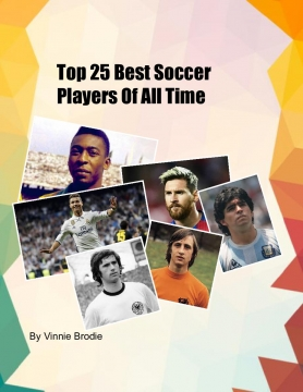 Top 25 Football players of all time