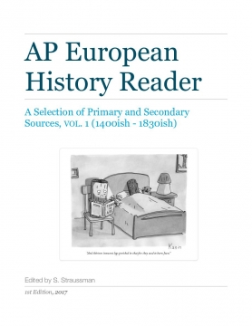 AP European History Reader, vol. 1
