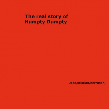 The real Humpty Dumpty story