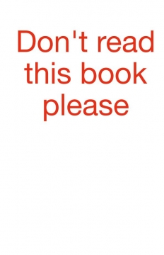Don't Read