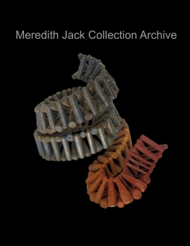 Meredith Jack Archived Collection of Fine Art and Collected Tributes
