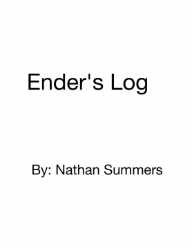 Logbook For EndersGame