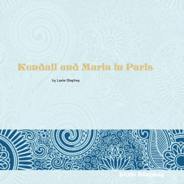 Kendall and Maria in Paris
