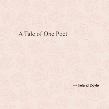 A tale of one poet