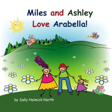Miles and Ashley Love Arabella!