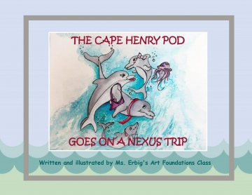 THE CAPE HENRY POD GOES ON VACATION