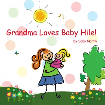 Grandma loves Baby Hile