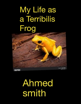 My life as a Terribilis frog