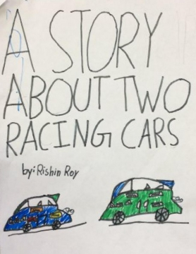 A Story About Two Racing Cars