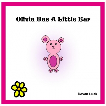 Olivia Has A Little Ear-left sided Microtia