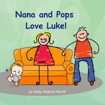 Nana and Pops Love Luke!