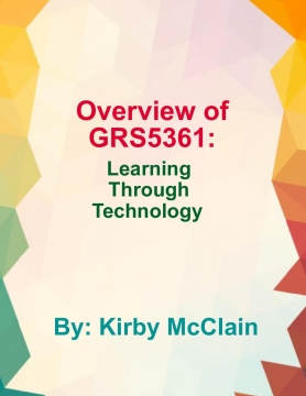 Overview of GRS5361