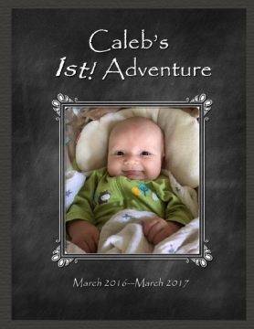 Caleb's 1st Adventure
