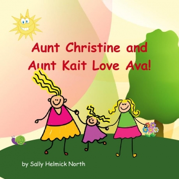 Aunt Christine and Aunt Kait Love Ava!