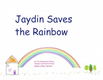 Jayden Saves the Rainbow
