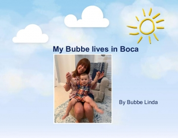 My Bubbe Lives in Boca