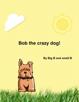 Bob the crazy dog