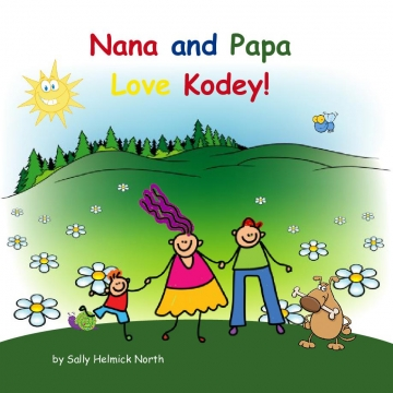 Nana and Papa Love Kodey!