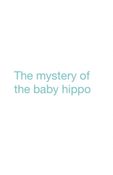 The mystery of the baby hippo