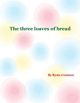 Three loaves of bread