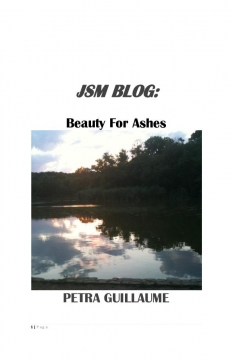 JSM BLOG: Beauty For Ashes