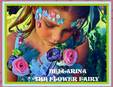 BELLARINA THE FLOWER FAIRY