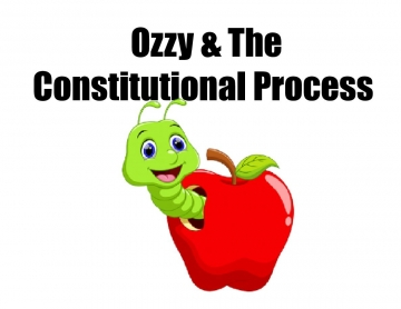 Ozzy & the constitutional process