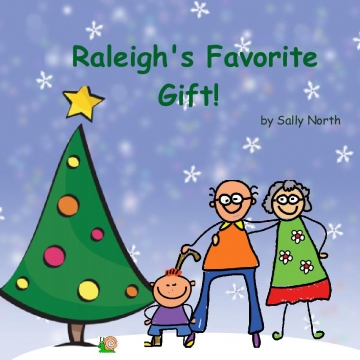 Raleigh's  Favorite Gift!