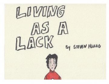 Living As a Lack
