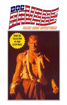 Doc Savage: Comic Book Adventures