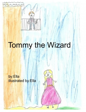 Tommy the Wizard