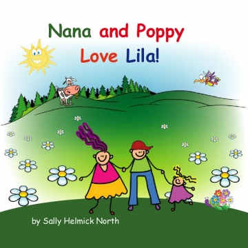 Nana and Poppy Love Lila!